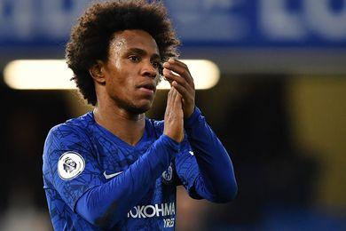 Chelsea : Willian annonce la fin son aventure