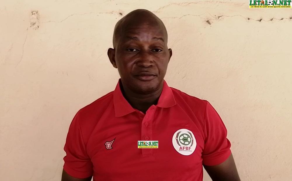 Situation des footballeurs du Fasofoot : «Le constat est alarmant, inquiétant et décevant», Ardjouma Sirima, président AFBF