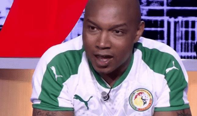 El Hadji Diouf : «Le joueur africain le plus talentueux, c'est moi»
