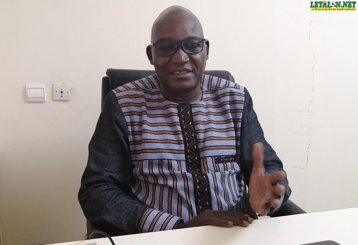 Comité exécutif de la FBF: Laurent Blaise Kaboré aurait démissionné!