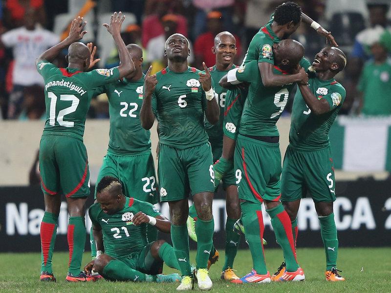 Etalons du Burkina : le meilleur joueur de l'histoire selon Patrick Zoundi