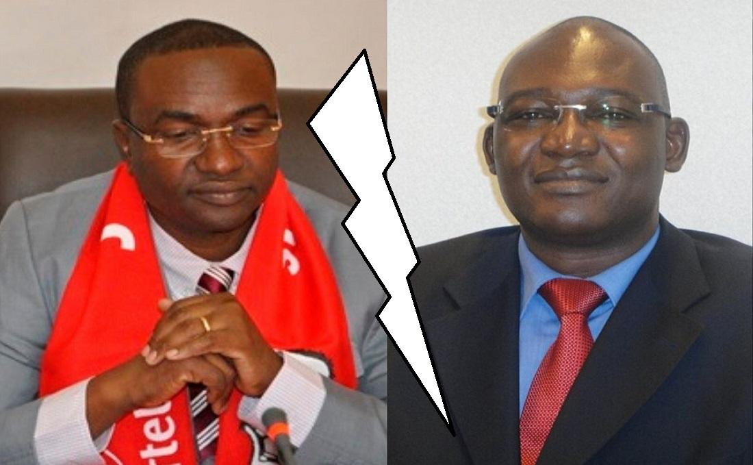 FBF : divorce consommé entre Sita Sangaré et Laurent Blaise Kaboré