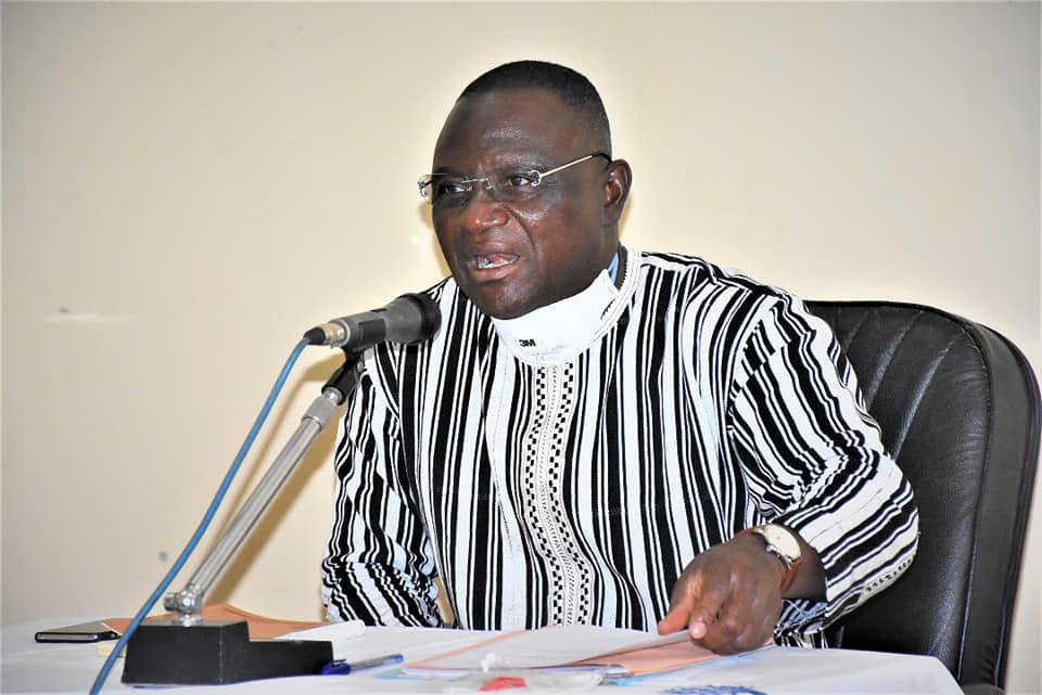 Elections fédérales : «Si on ne prend pas des dispositions, nous risquons de vivre des soubresauts», Daouda Azoupiou