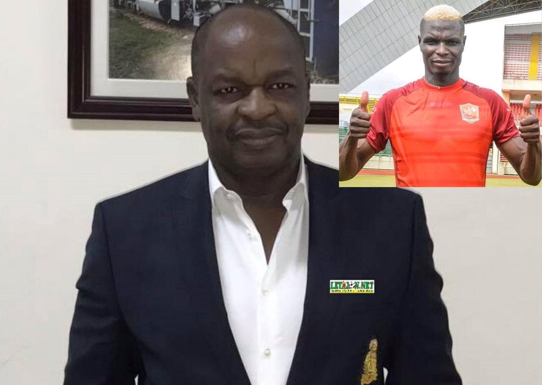 Elections FBF : Aristide Bancé roule pour Lazare Banssé