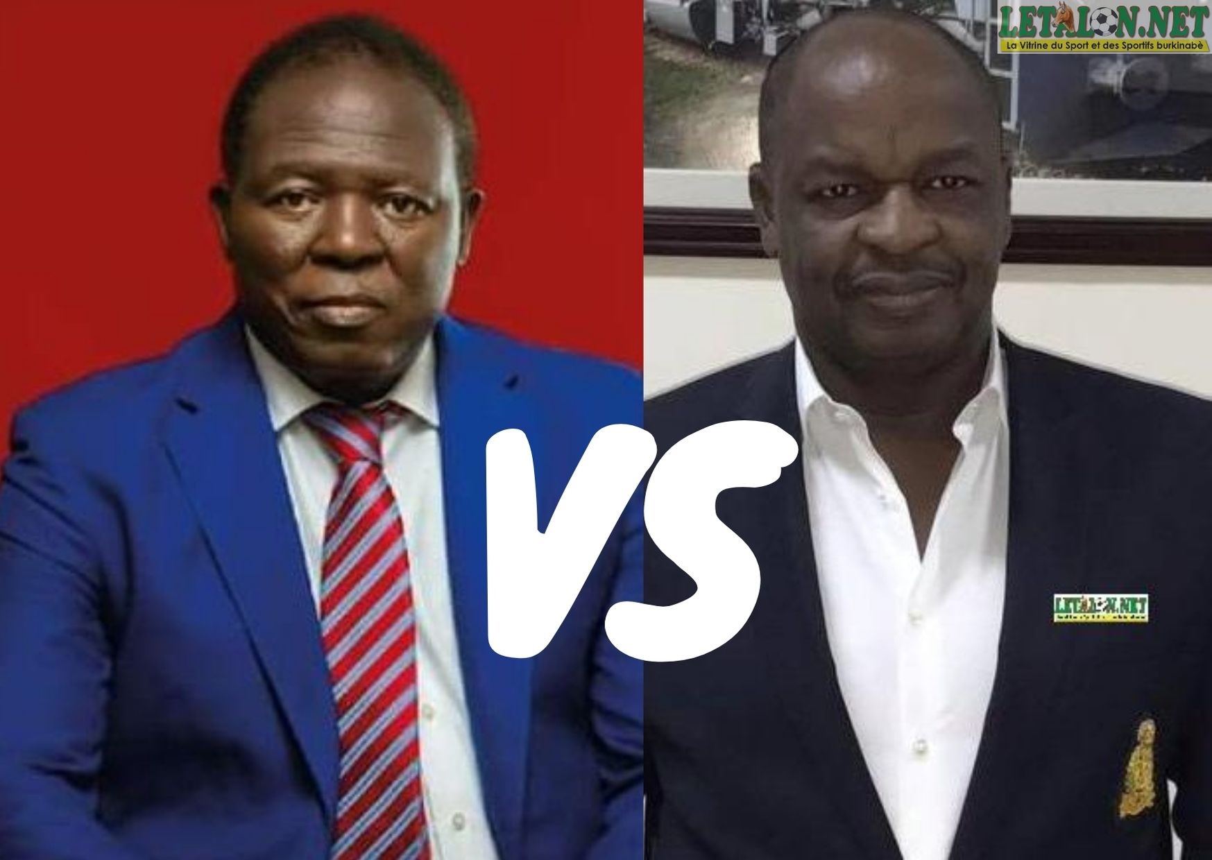 Validation candidatures FBF:un duel Amado Traoré–Lazare Banssé