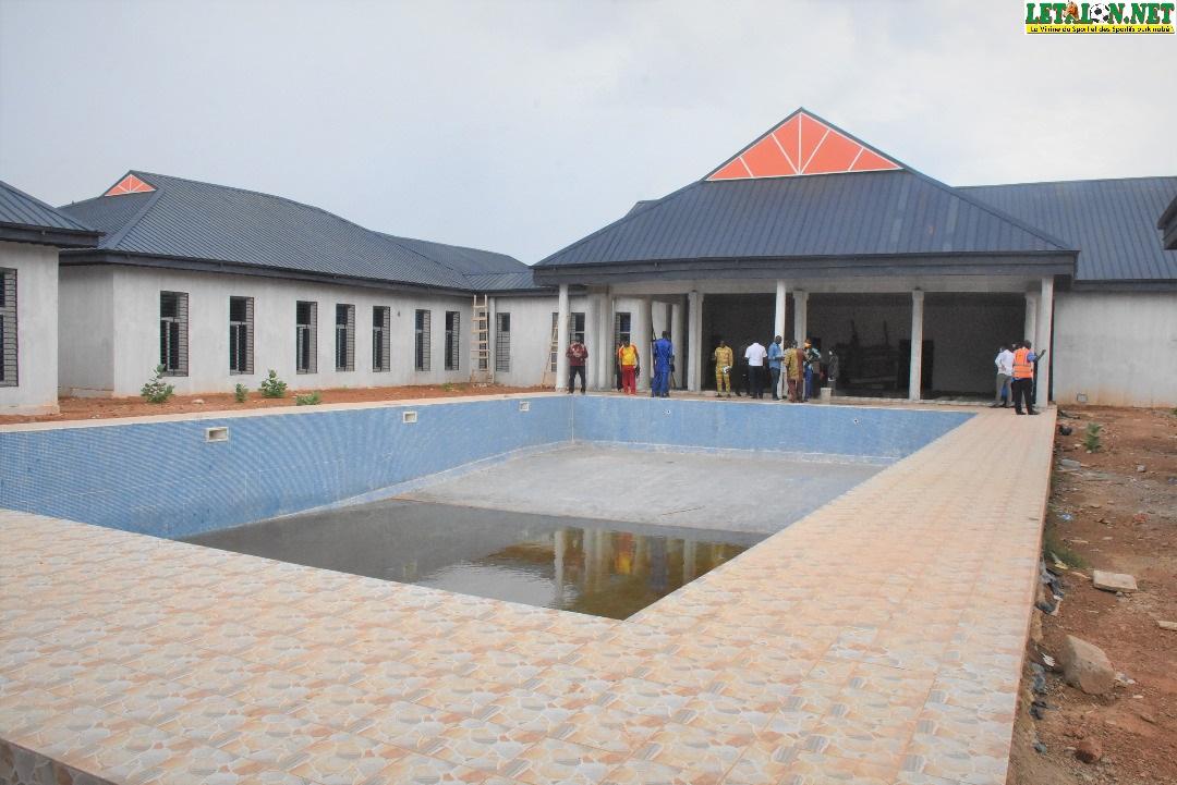 Ouaga: un centre médico-sportif d'environ 500 millions bientôt inauguré