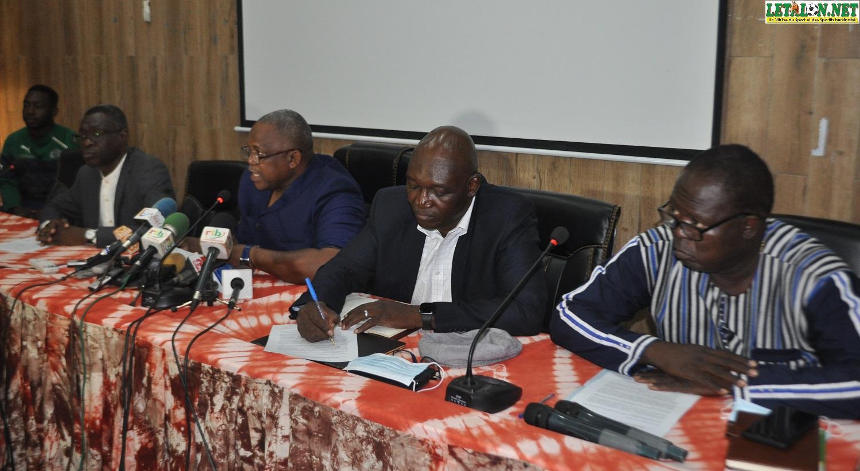Processus électoral à la FBF : 5 candidats réclament la suspension du comité exécutif