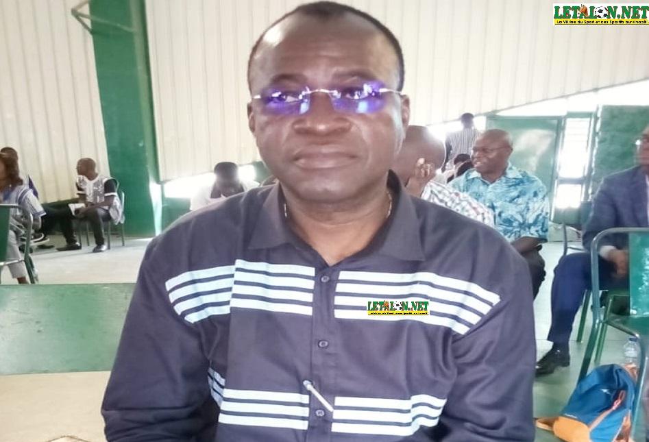 Fédération burkinabè de volley-ball : Casimir Sawadogo reconduit pour un 3e mandat