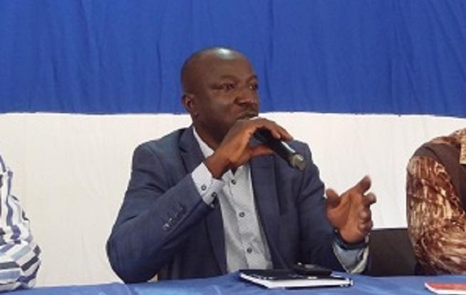 Boukary Sawadogo, PCA EFO : «Considérer que le football est un jeu de plaisir uniquement n'a plus de sens»
