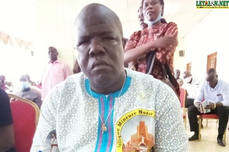 Fédération burkinabè de cyclisme : Ignace Amédée Bérewoudougou nouveau président
