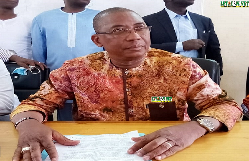Fédération burkinabè de basket-ball : Souleymane Yaméogo, nouveau président