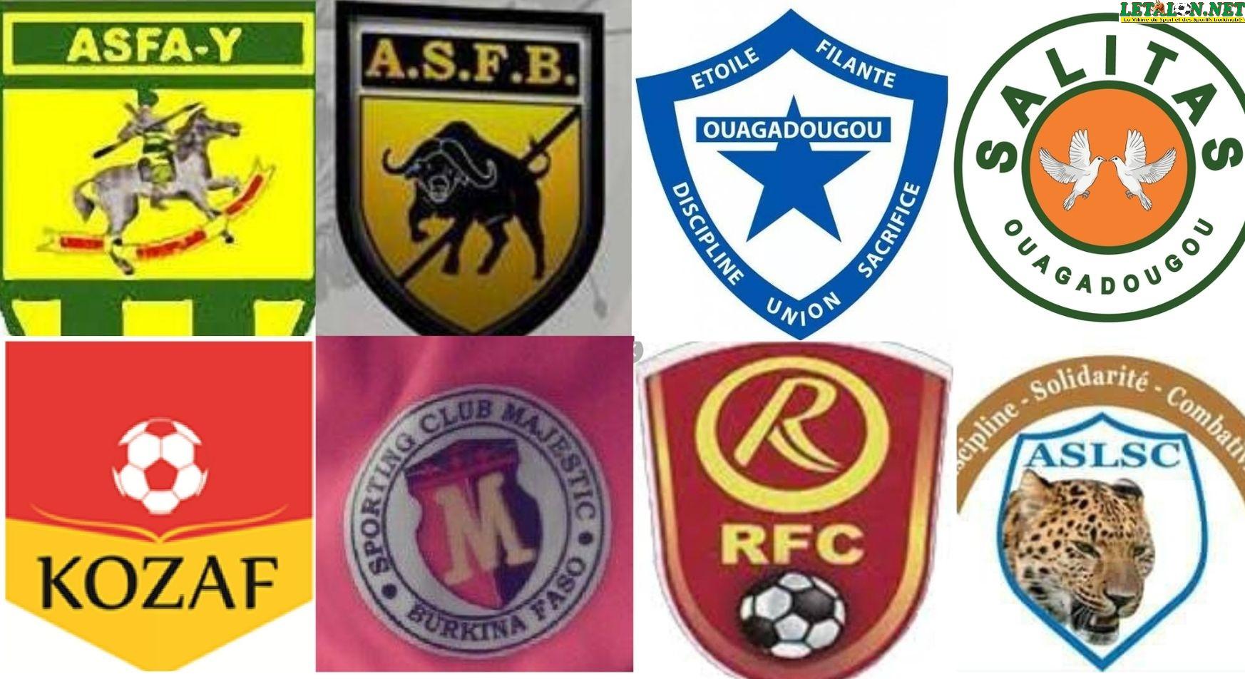 Fasofoot : 8 clubs menacent de boycotter la saison 2020-2021