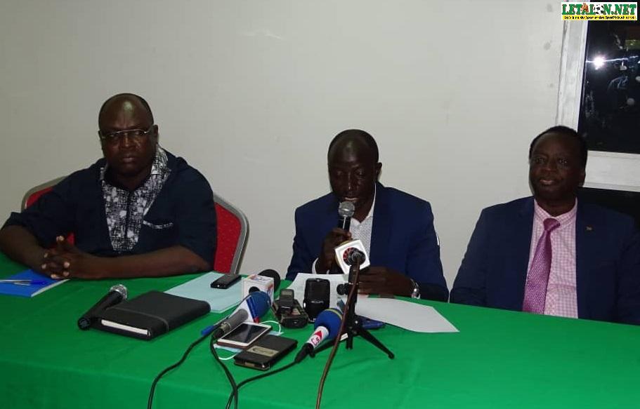 Boycott du Fasofootpar 8 clubs : «Nous ne sommes pas dans une logique de bras de fer avec la FBF»