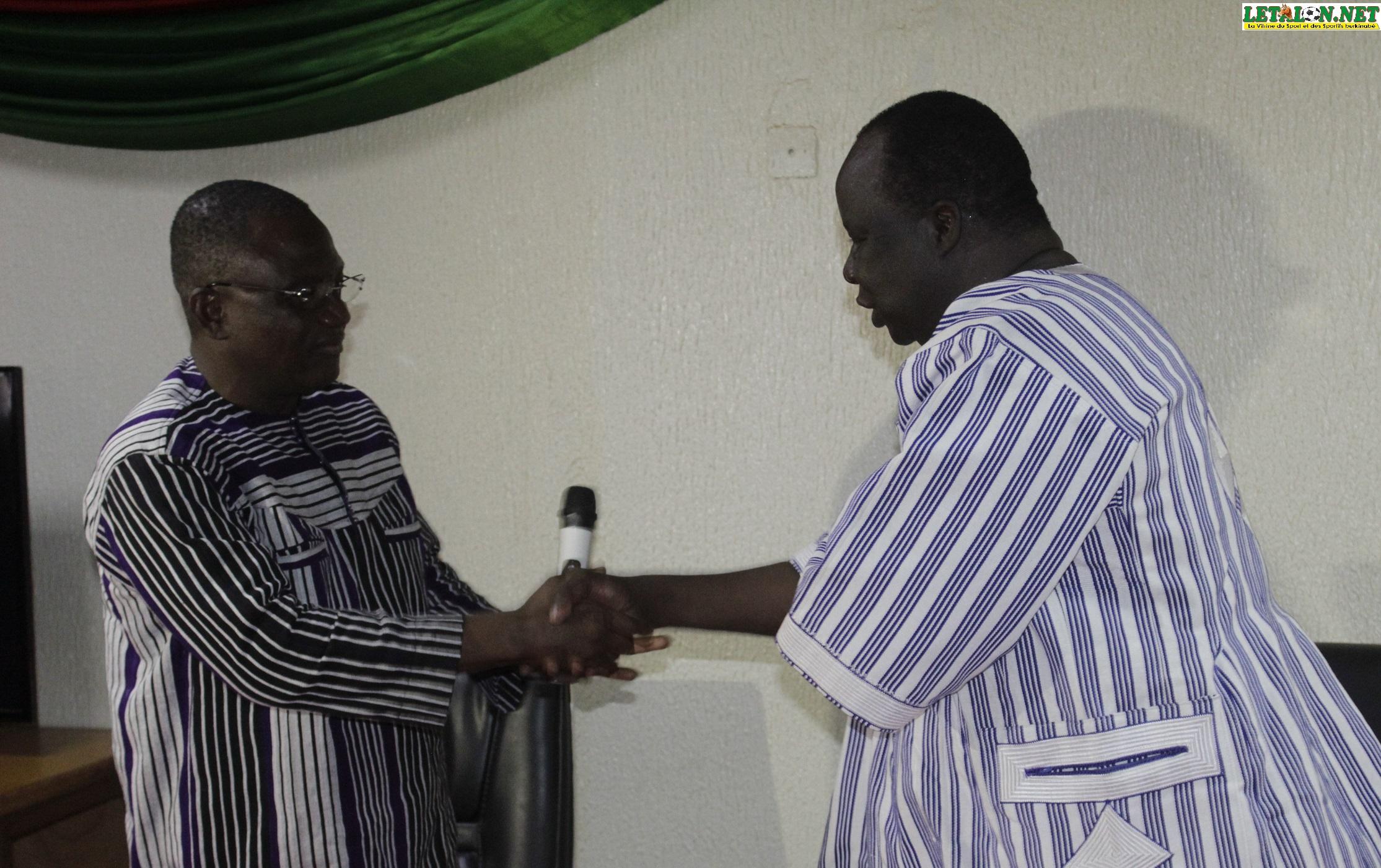 CNOSB: 4 ans de plus pour Jean Yaméogo