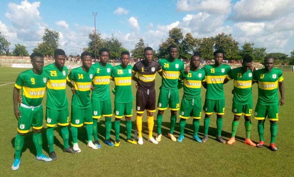 3e journée Fasofoot: l'ASFA engrange ses premiers points face à l'ASFB