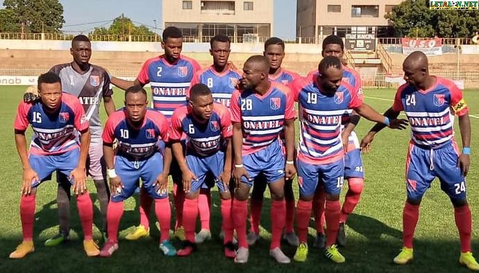 8e journée Fasofoot : l'USFA solide leader après son succès 2-0 face au RCK