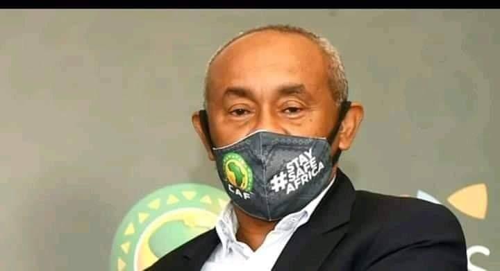 CAF  : suite à sa suspension, Ahmad contrattaque devant le TAS