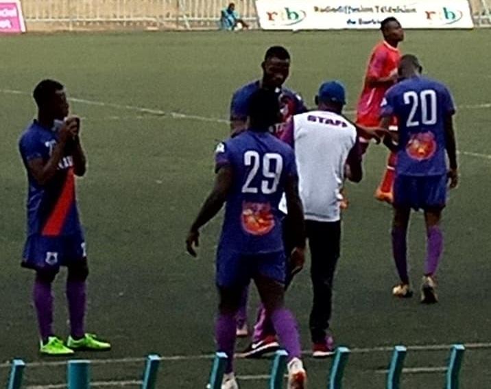 8e journée Fasofoot: coach Drissa Ouédraogo prend sa revanche sur l'EFO