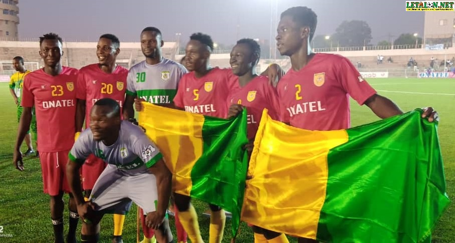 ASFA-Y # EFO 1-0 : la capitale en jaune et vert ce week-end !