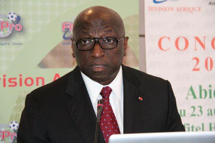 Election CAF: Infantino veut la peau de Jacques Anouma
