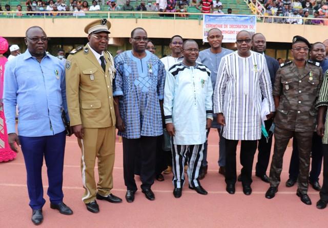 Ministère des Sports : le mérite de 115 agents et acteurs sportifs reconnu