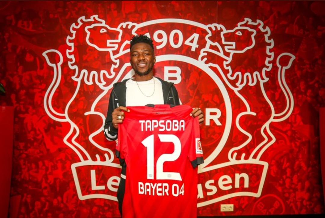 Bayer Leverkusen : Edmond Tapsoba prolonge jusqu'en 2026