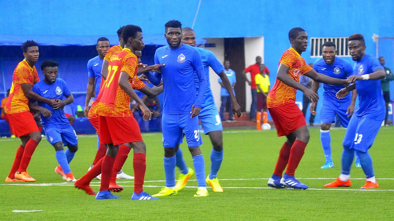 Tour préliminaire Ligue des champions: Enyimba met fin au parcours de Rahimo FC