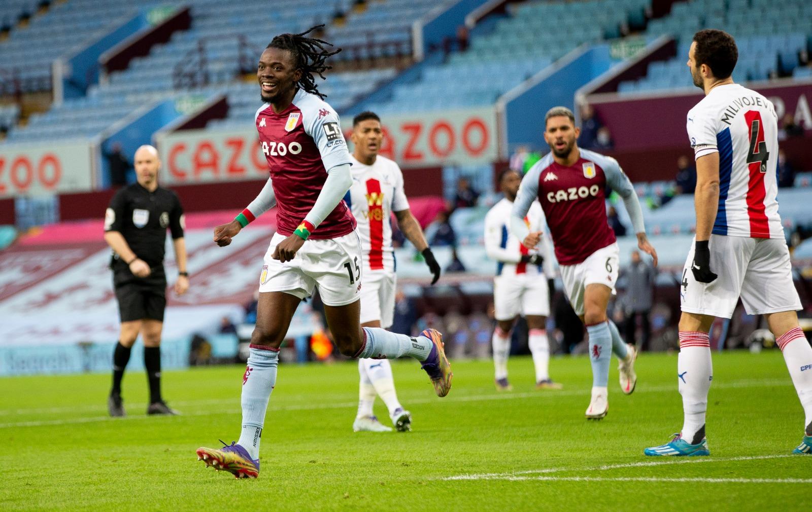 Premier League : contre Crystal Palace, Bertrand Traoré inscrit son 2e but en 2 matches