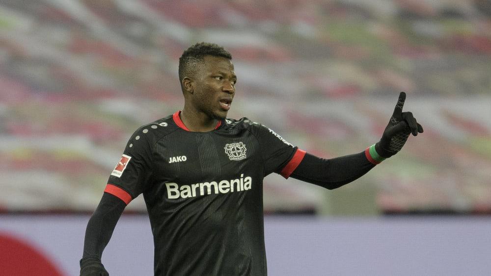 Bundesliga: Edmond Tapsoba est le meilleur défenseur central, selon Kicker