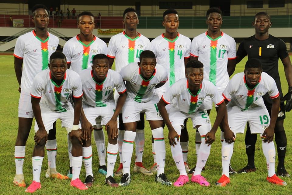 Tournoi UFOAB U17: les Etalons remportent la petite finale face au Mena du Niger