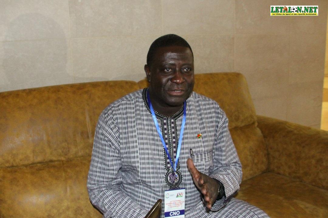 Alexandre Yougbaré candidat au secrétariat général : «J'ai de grands projets pour la CONFEJES»