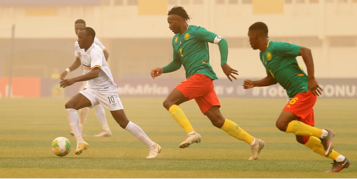 CAN U20: le Cameroun en quartde finale