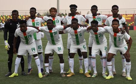 Burkina # Ouganda: Botué Kouamé titulaire contre les Cranes