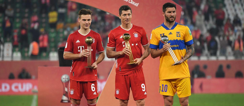 Coupe du monde des clubs: Lewandowski Ballon d'Or adidas devant Gignac et Kimmich