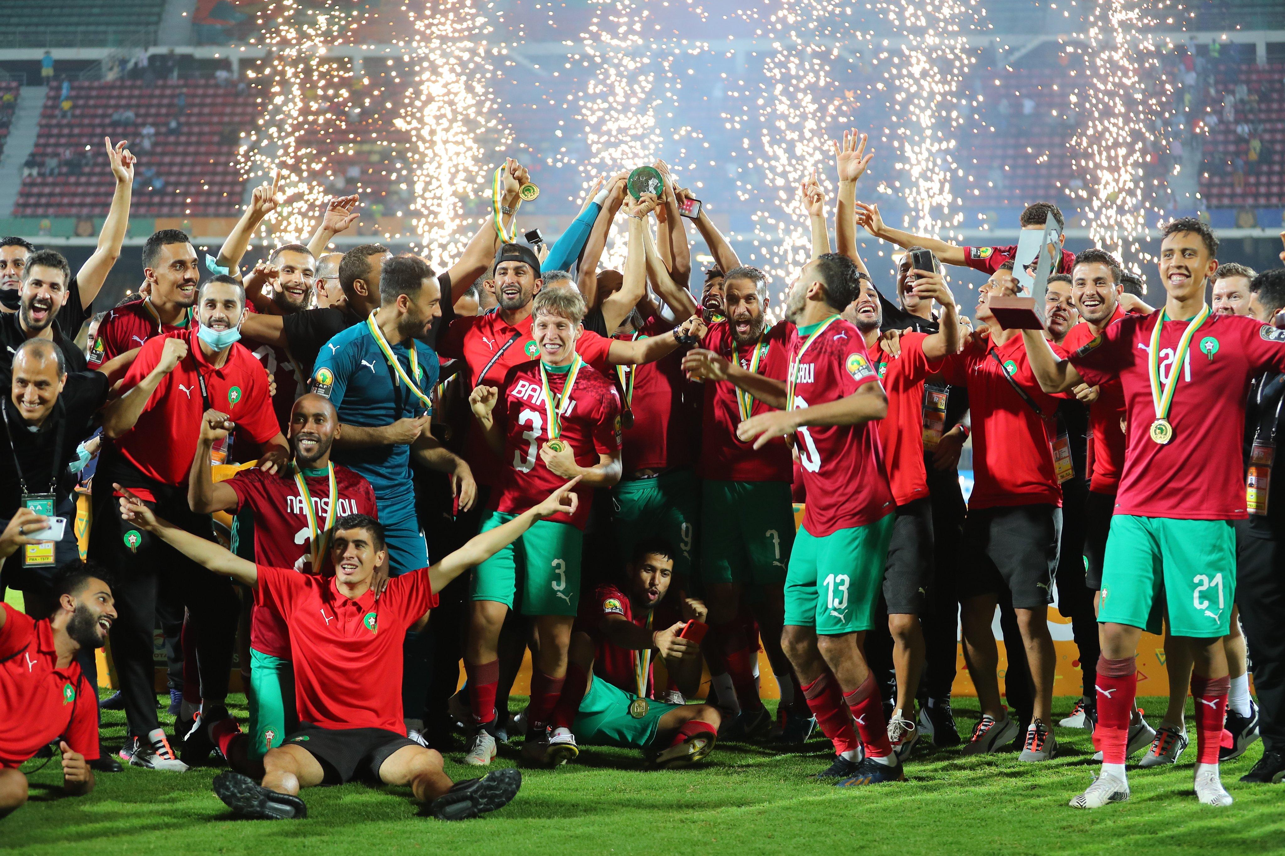 CHAN 2020: le Maroc conserve sa couronne