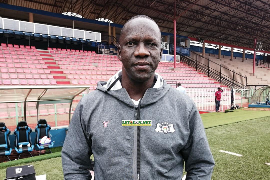 Dr Alain Traoré: «Actuellement, il n'y a pas de joueurs blessés»