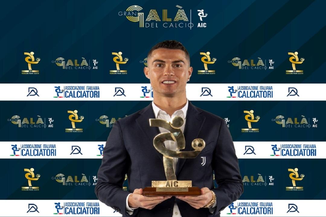 Serie A 2019-2020: Cristiano Ronaldo élu meilleur joueur