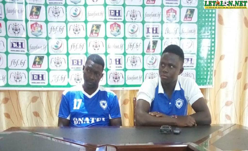 Aboubacar Traoré, coach adjoint EFO : « Nous voulons être parmi les 5 premiers et remporter la coupe du Faso »