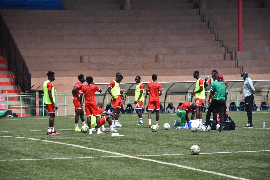 Ouganda # Burkina: les choses sérieuses commencent!