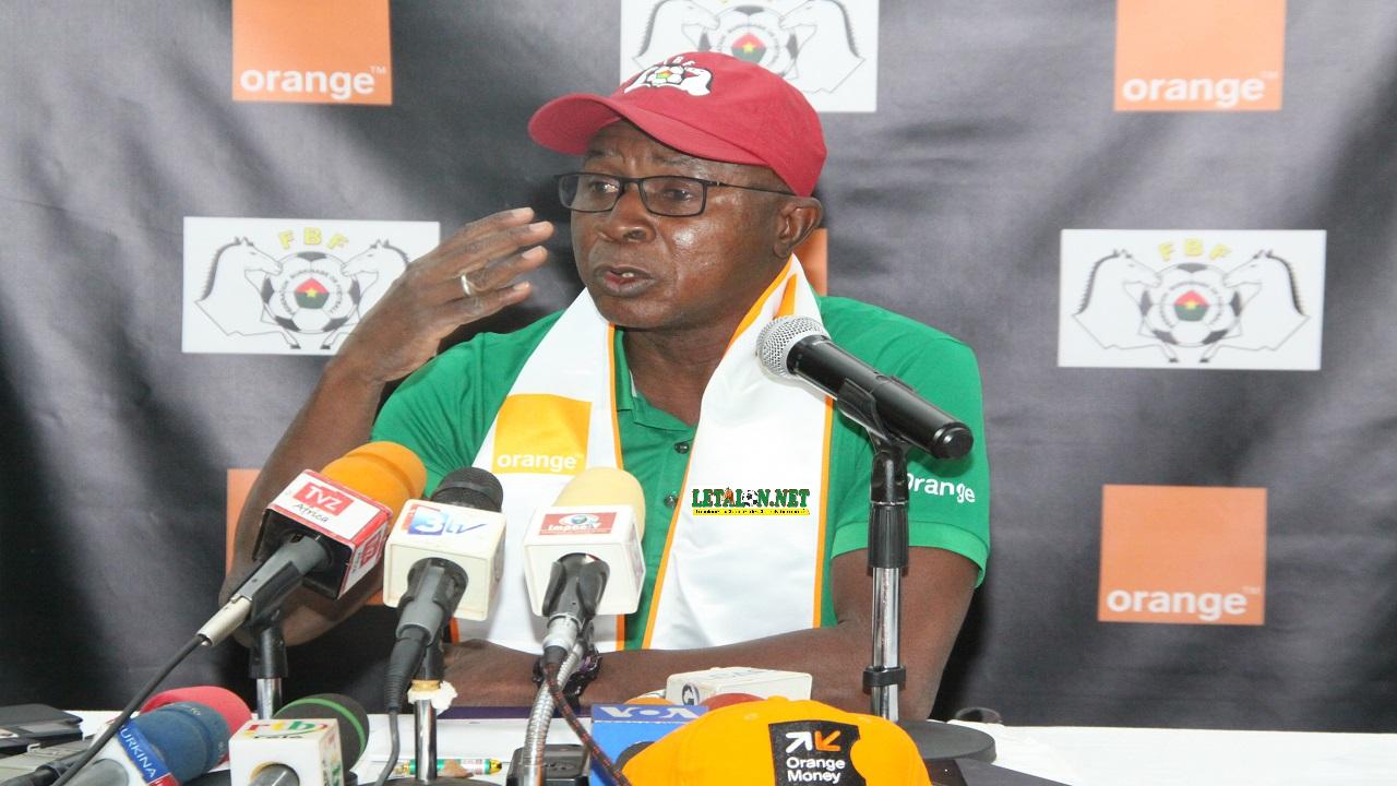 Eliminatoires Mondial 2022: «Je préfère utiliser ces matches pour la préparation à la CAN », Kamou Malo