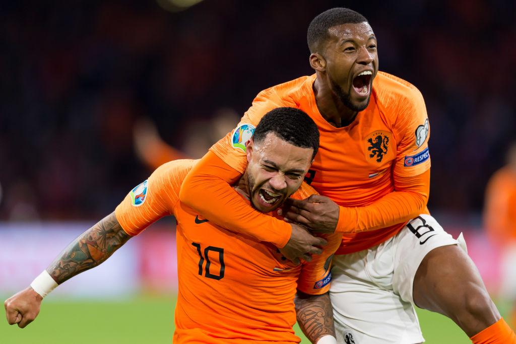 Transfert: Depay et Wijnaldum tout proches du Barça
