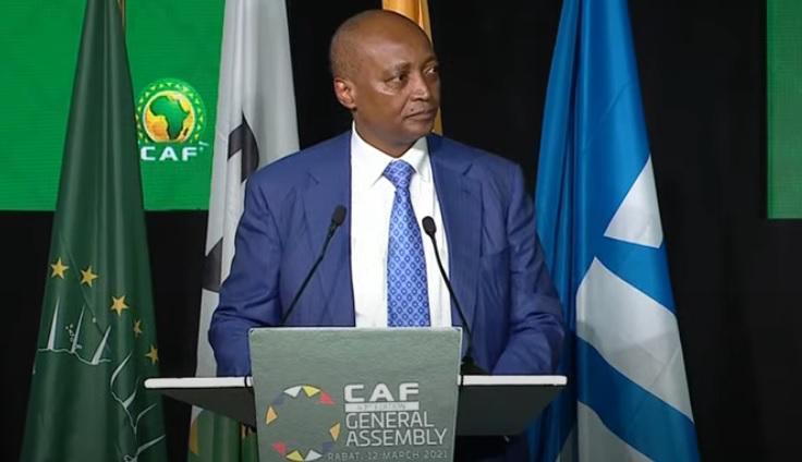 CAF: le Sud-africain Patrice Motsepe devient le 7e président