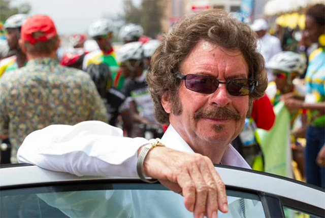 Décès de Jean-Claude Hérault: les condoléances du ministre des Sports et des Loisirs