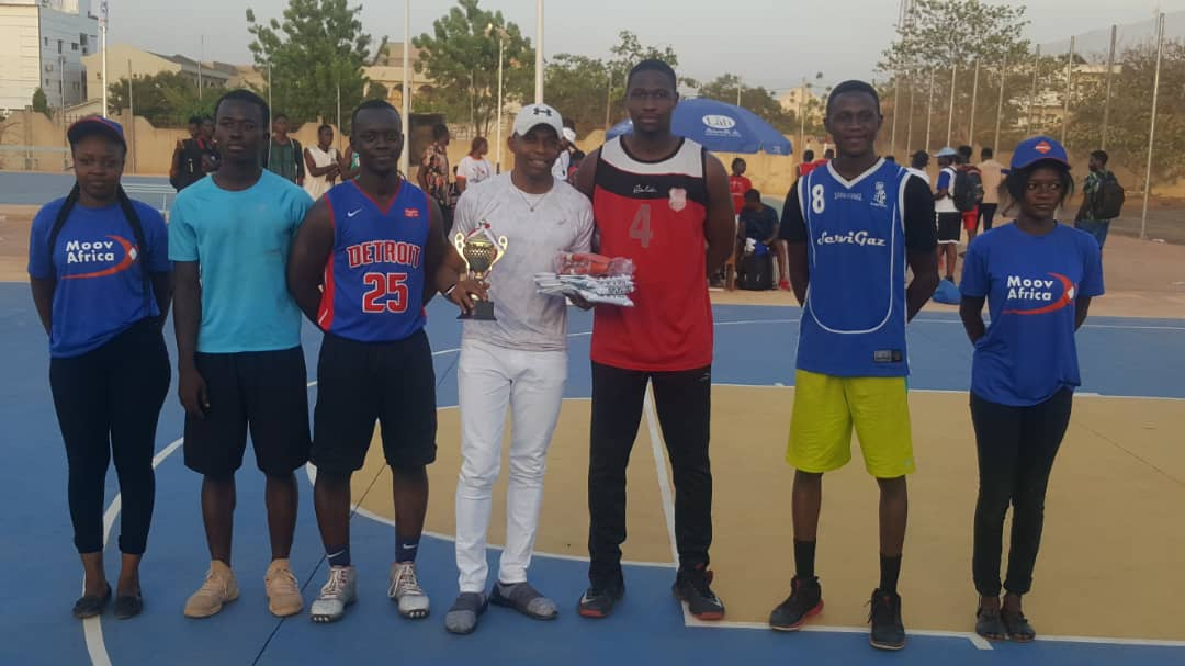 Tournoi Makadame Ripopo 3×3 : le basketball reprend ses droits au Palais des sports
