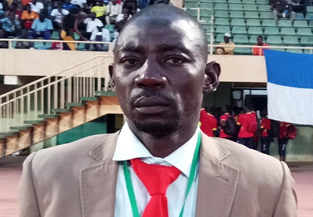 Fasofoot : Amadou Sampo, nouveau coach du RCK!