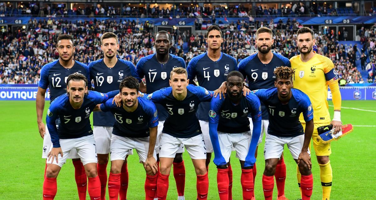 France : la liste de Deschamps pour l'Euro avec Benzema !