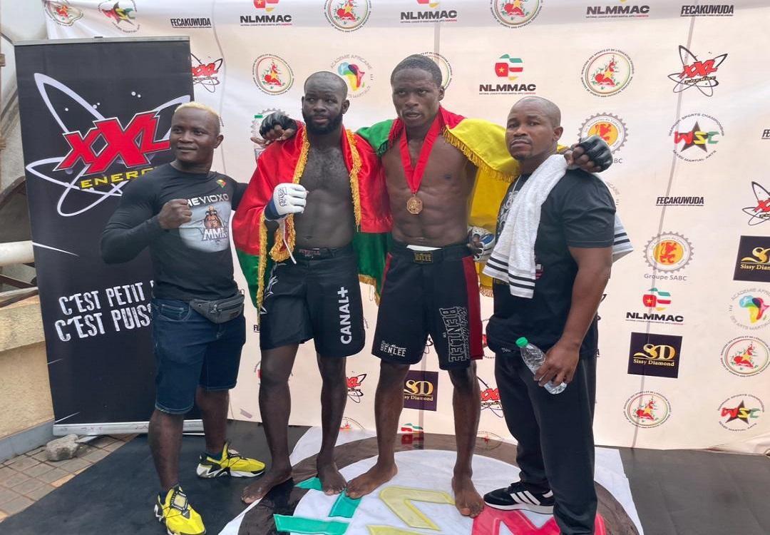 MMA: pas de médaille pour Israël Mano au Cameroun