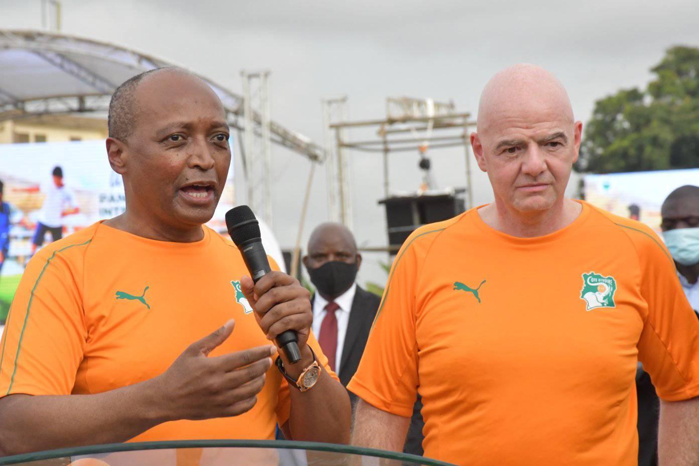 Championnat panafricain interscolaire: la Fondation Motsepe offre plus de cinq milliards FCFA