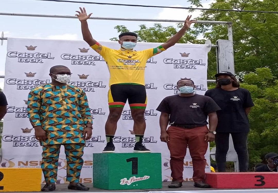 Tour du Bénin: Daumont maillot jaune, tous les maillots sont burkinabè