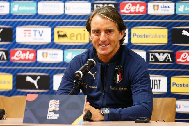 Italie : Roberto Mancini prolonge jusqu'en 2026!